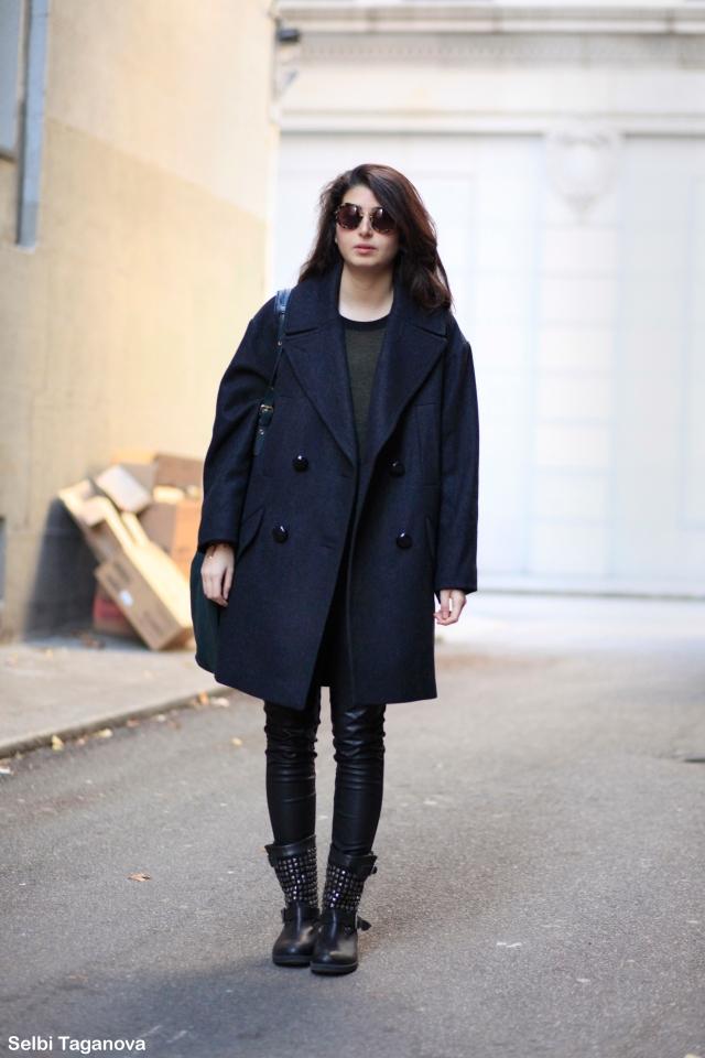 Isabel Marant pour H&M coat